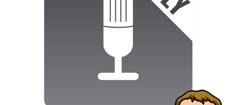 #GeekTalk Daily Logo Achim