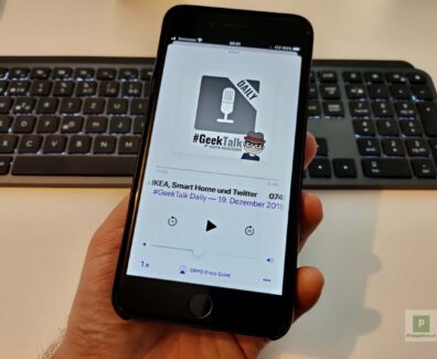 #GeekTalk Daily Podcast – Start ins vierte Jahr!